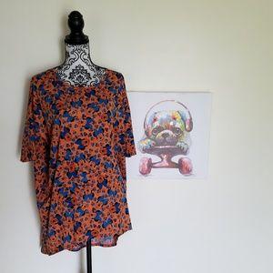 LuLaRoe Women's Size L Minnie Mouse Shirt